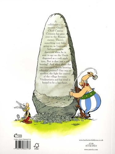 An Asterix Adventure Tome 7 Asterix and the Big Fight