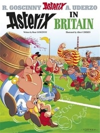 René Goscinny et Albert Uderzo - An Asterix Adventure Tome 8 : Asterix in Britain.