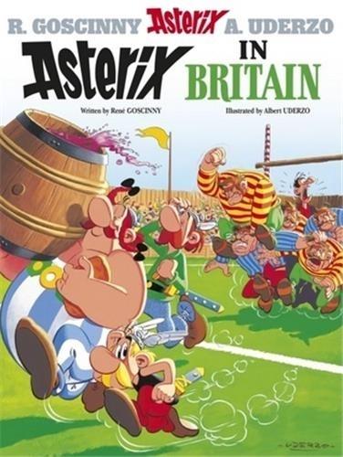 An Asterix Adventure Tome 8 Asterix in Britain