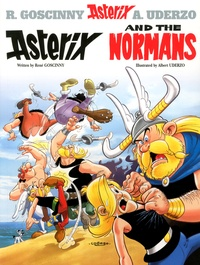 René Goscinny et Albert Uderzo - An Asterix Adventure Tome 9 : Asterix and the Normans.