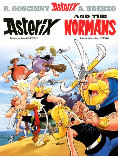 An Asterix Adventure Tome 9 Asterix and the Normans