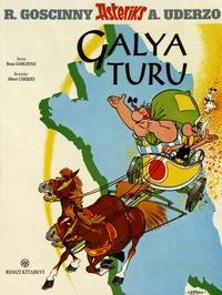 René Goscinny et Albert Uderzo - Asteriks Galya Turu.