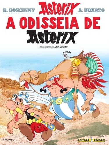 René Goscinny et Albert Uderzo - Asterix  : A odisséia de Asterix.