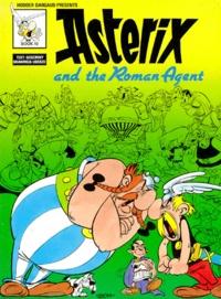René Goscinny et Albert Uderzo - Asterix and the roman agent.