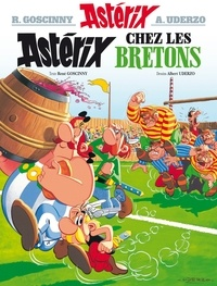 René Goscinny et Albert Uderzo - Astérix - Astérix chez les bretons - n°8.