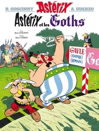 René Goscinny et Albert Uderzo - Astérix - Astérix et les Goths - n°3.