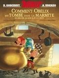René Goscinny et Albert Uderzo - Astérix - Comment Obélix est tombé dans la marmite quand il était petit.