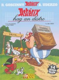 René Goscinny et Albert Uderzo - Astérix hag an distro.