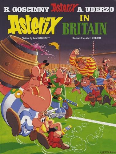 René Goscinny et Albert Uderzo - Asterix in Britain.
