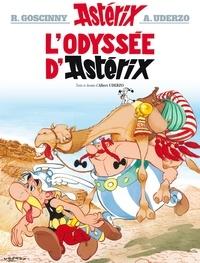 Télécharger des livres google books Asterix - L'Odyssée d'Astérix - n°26 9782864972914 (Litterature Francaise) par René Goscinny, Albert Uderzo