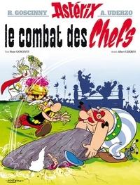 René Goscinny et Albert Uderzo - Astérix - Le Combat des chefs - n°7.