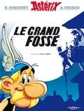 René Goscinny et Albert Uderzo - Asterix - le Grand Fossé - n°25.