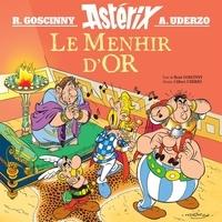 René Goscinny et Albert Uderzo - Astérix  : Le menhir d'or.
