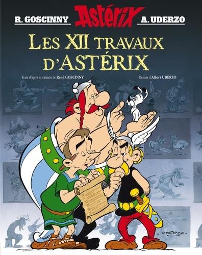Astérix  Les XII travaux d'Astérix. L'album du film
