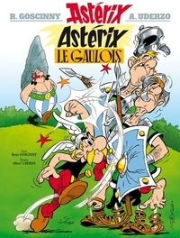 René Goscinny et Albert Uderzo - Astérix Tome 1 : Astérix le Gaulois.
