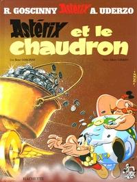 René Goscinny et Albert Uderzo - Astérix Tome 13 : Astérix et le chaudron.
