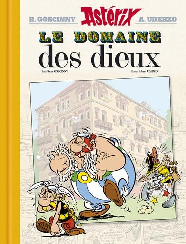 Astérix Tome 17 Le domaine des Dieux -  -  Edition de luxe