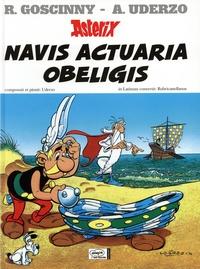 René Goscinny et Albert Uderzo - Astérix Tome 21 : Navis actuaria Obeligis.
