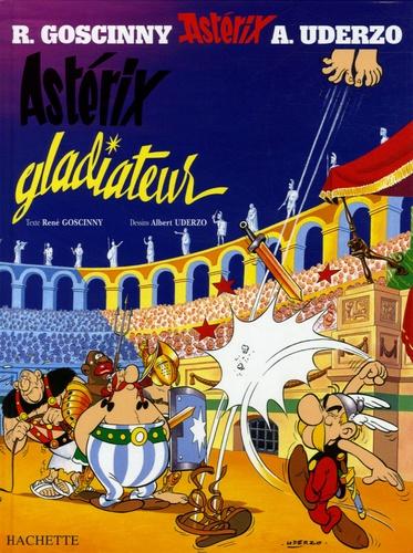 Astérix Tome 4 Astérix gladiateur