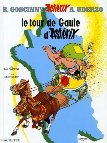 Astérix Tome 5 Le tour de Gaule d'Astérix