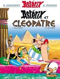René Goscinny et Albert Uderzo - Astérix Tome 6 : Astérix et Cléopâtre.