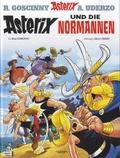 René Goscinny et Albert Uderzo - Astérix Tome 9 : Asterix und die Normannen.