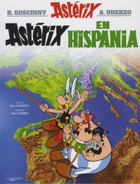 Asterix y Obelix - Volumen 14, Asterix en Hispania.pdf