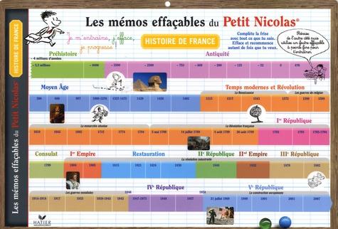 René Goscinny et  Sempé - Histoire de France.