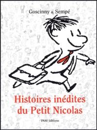 René Goscinny et  Sempé - Histoires inédites du Petit Nicolas Tome 1 : .