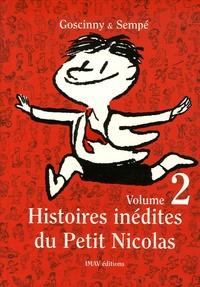 René Goscinny et  Sempé - Histoires inédites du Petit Nicolas Tome 2 : .