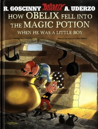 Accentsonline.fr How Obelix Fell into the Magic Potion when He was a Little Boy Image