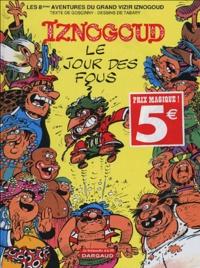 René Goscinny et Jean Tabary - Iznogoud Tome 8 : Le jour des fous.