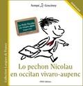René Goscinny et  Sempé - Le petit Nicolas en vivaro-alpin.