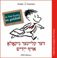 René Goscinny et  Sempé - Le Petit Nicolas en Yiddish.