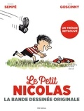 René Goscinny et  Sempé - Le Petit Nicolas  : La bande dessinée originale.