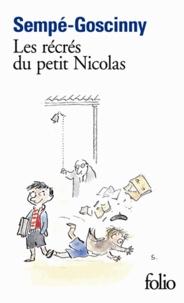 René Goscinny et  Sempé - Le Petit Nicolas  : Les récrés du petit Nicolas.