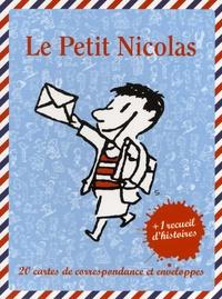 Galabria.be Le petit Nicolas - Avec 20 cartes et enveloppes Image