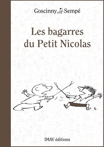 Les bagarres du Petit Nicolas - 9782365901000 - 4,99 €
