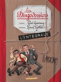 René Goscinny et  Gotlib - Les Dingodossiers - L'intégrale.