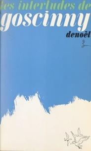 René Goscinny et  Sempé - Les interludes.