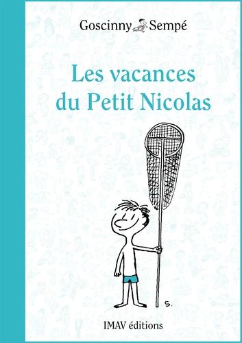 Les vacances du Petit Nicolas - 9782365901161 - 4,99 €