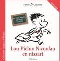 René Goscinny et  Sempé - Lou Pichin Nicoulau en nissart - Le Petit Nicolas en niçois, édition bilingue.