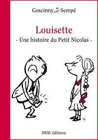 René Goscinny et Jean-Jacques Sempé - Louisette - Une histoire extraite du Petit Nicolas.