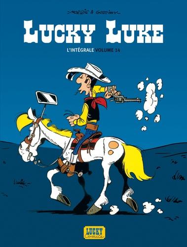 René Goscinny et  Morris - Lucky Luke L'intégrale Tome 14 : Le Cavalier blanc ; L'héritage de Rantanplan ; La guérison des Dalton.