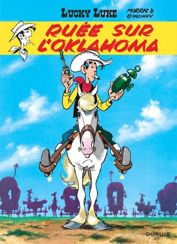 René Goscinny et  Morris - Lucky Luke Tome 14 : Ruée sur l'Oklahoma.