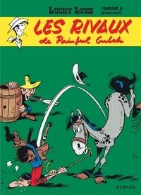 René Goscinny et  Morris - Lucky Luke Tome 19 : Les rivaux de Painful Gulch.