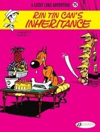 René Goscinny et  Morris - Lucky Luke - Volume 75 - Rin Tin Can's Inheritance.