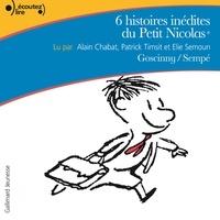 René Goscinny et  Sempé - Six histoires inédites du Petit Nicolas.