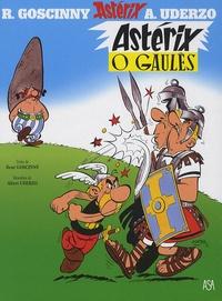 René Goscinny et Albert Uderzo - Uma aventura de Astérix Tome 1 : Astérix o gaulês.