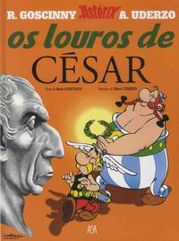 René Goscinny et Albert Uderzo - Uma aventura de Astérix Tome 18 : Os louros de César.